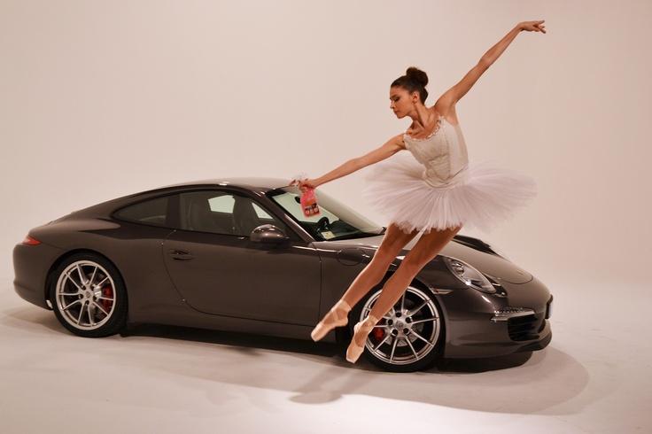#MaFraLastTouch è veloce e leggero, proprio come i piedi di una ballerina ....
