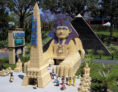 Las Vegas de Lego