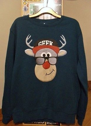 Kup mój przedmiot na #vintedpl http://www.vinted.pl/damska-odziez/bluzy/12356782-bluza-geek-los-easy-clothing-supplies
