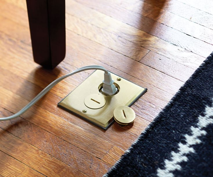 12 Ingenious Ways To Keep Your Home Clutter Free. Floor Outlets1920s ...