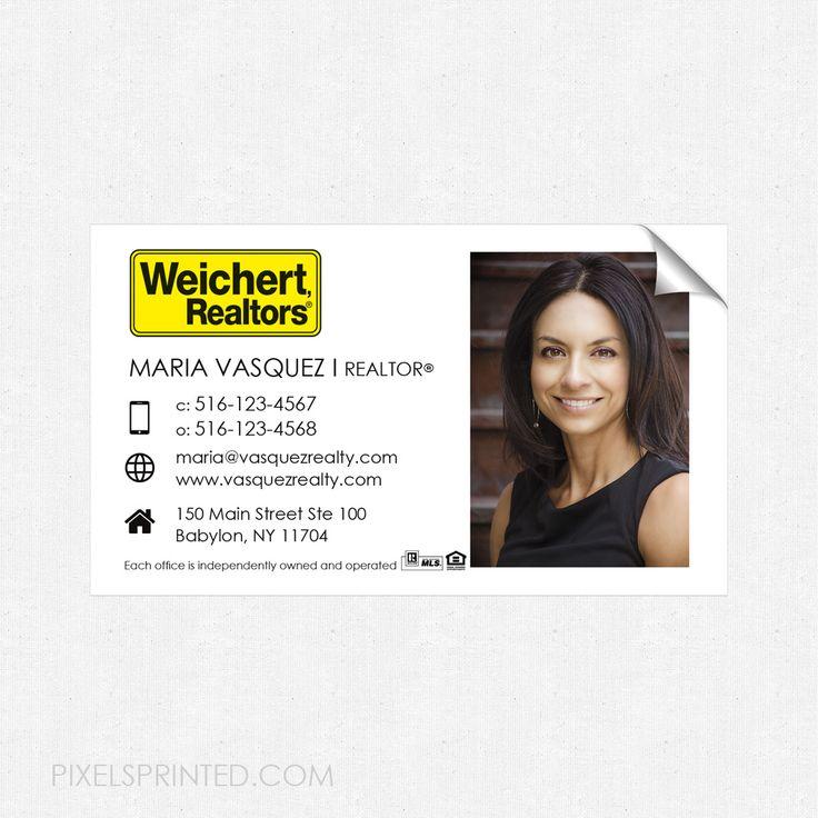 65 best Weichert real estate stationery. images on Pinterest