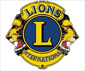 Lions Club International Foundation. Want to make this into a needlepoint or cross stitch pattern.