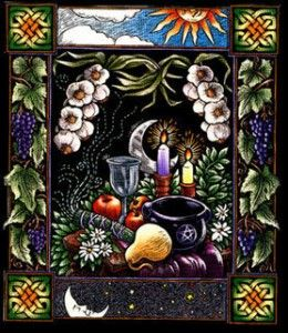 Mabon ideas!! Very excited for Mabon! I think this is one of my favorite times of the year. :]