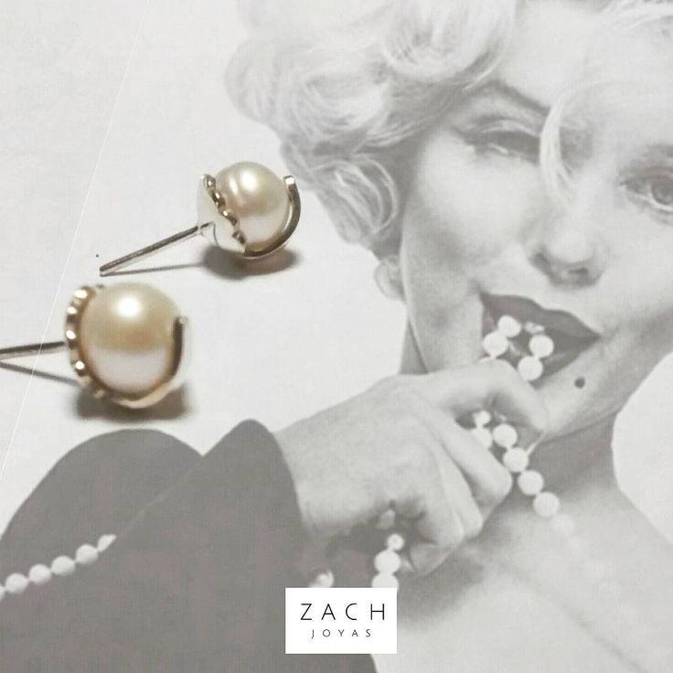 ¿Quién no ha sucumbido alguna vez a ellas ? Y es que las joyas más clásicas siempre estarán de moda .  #perlas #hechoamanohechoconamor #plataley960 #zachjoyas  @tiendavesttigio  @zach_joyas