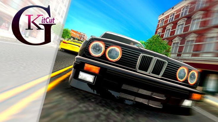 Legendary German Car DE (E30) | Real Physics Engine Game And Simulator F...