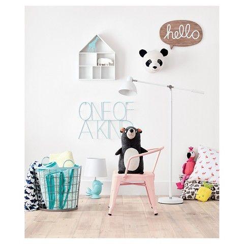 Panda Head Wall Décor - Pillowfort™