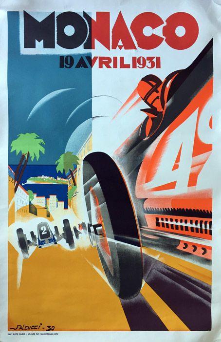 Falcucci - Grand Prix Automobile of Monaco (1931) - 1983 - W.B.