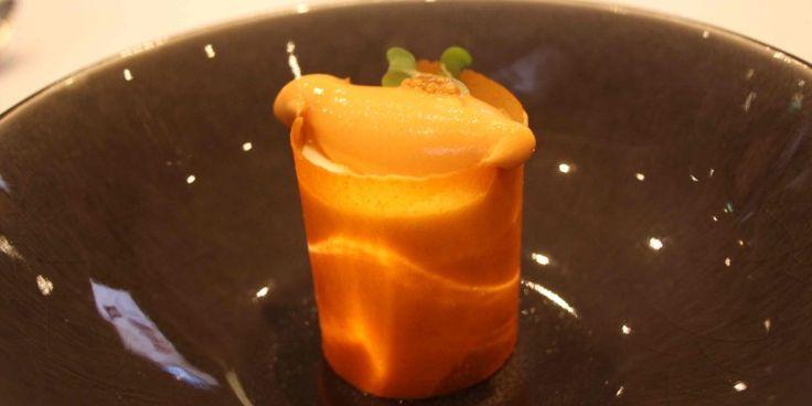 Dessert van de toekomst, Gastronomische Tijdreis, Teus de Kok, hotel-restaurant De Echoput, Hoog-Soeren.