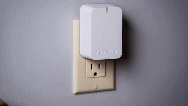 Notion's second generation of sensors work with Nest for thermostat control and average home temperature readings.