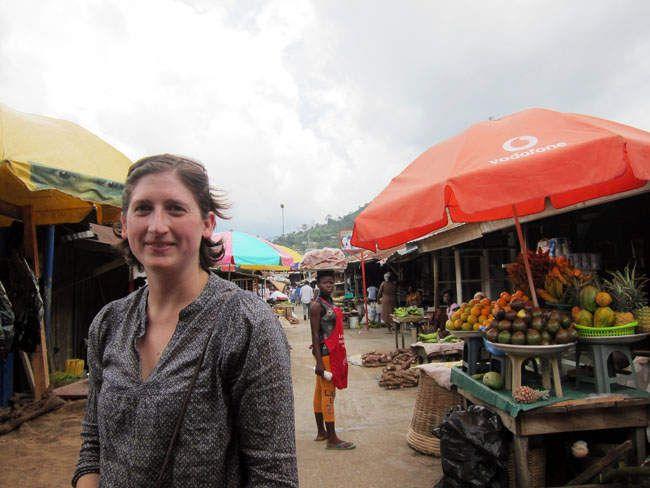 Ellen's Volunteer Report. Midwifery in Ghana.  volunteer overseas, volunteer opportunities.