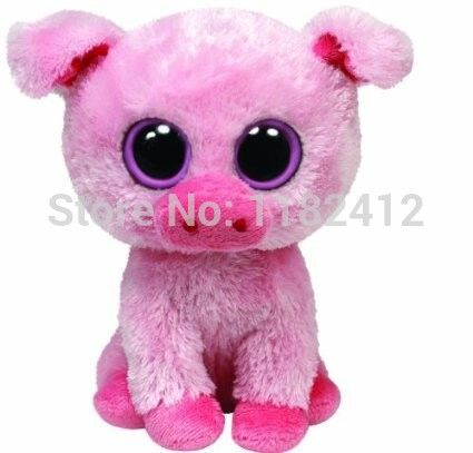 Cheap beanie hats for men, Buy Quality toy sky directly from China toy Suppliers: Welcome to our shop TY Plush Animal Beanie Boos Stuffed Animals Corky the Pig &nbs