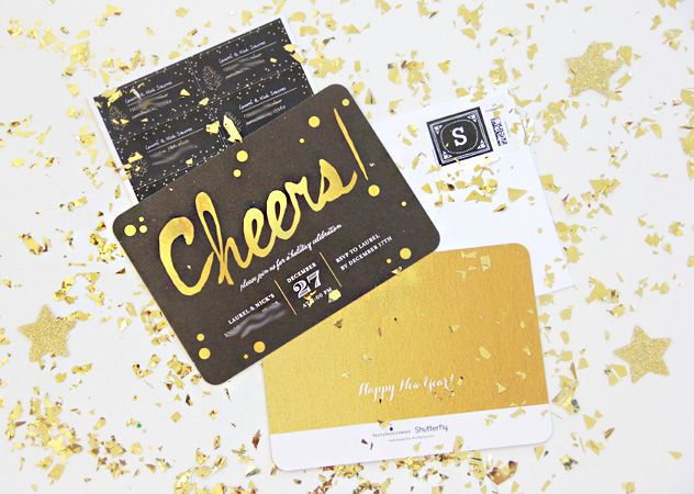 A Bubbly Life: Shutterfly Christmas Cards Perfectly Personal™ || Find a design that matches your style this holiday season.