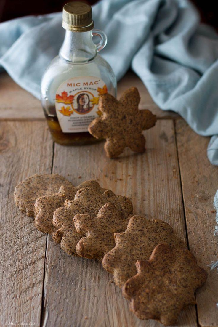 Biscotti acero e pepe timut