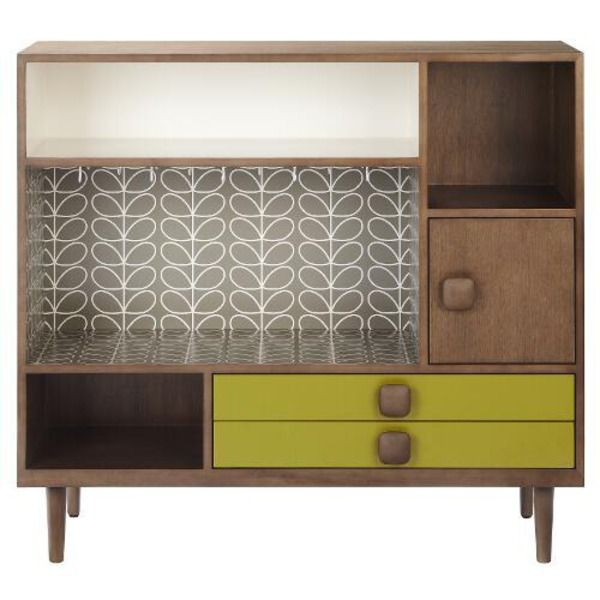 Orla Kiely Mini Larder - top half