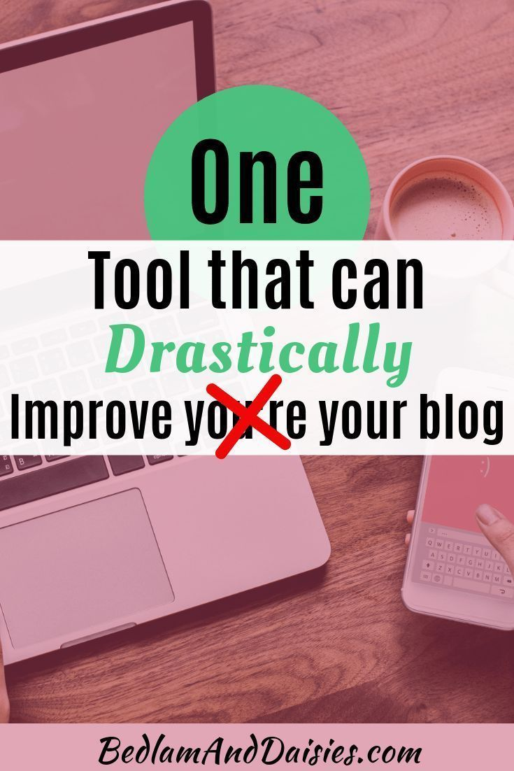 One Tool That Can Drastically Improve Your Blog Productivity