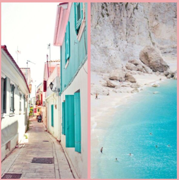 One of the many places I will be visiting in August. Lefkada Greece.