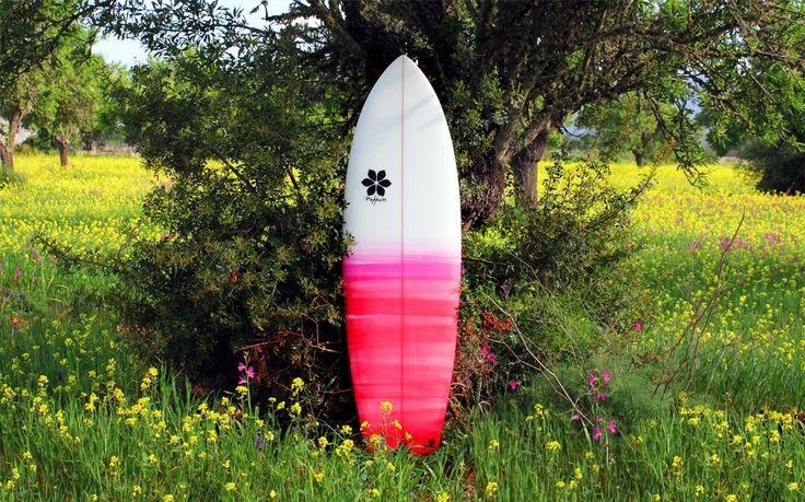 17 mejores ideas sobre tablas de surf en pinterest - Disenos de tablas de surf ...