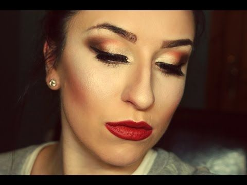 Make Up Demo Tutorial Wedding/Bridal/Prom/Brides Make up - YouTube