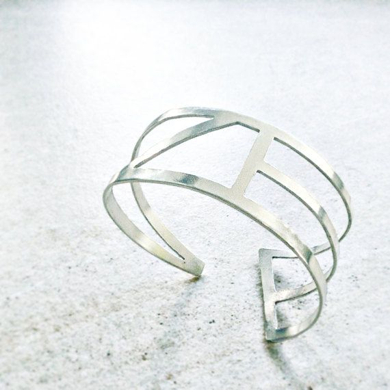 Bracelet | design inspired by the shape of a square : Praça Central (Braga,Portugal).