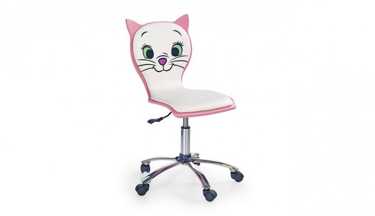 Fotel Kitty 2 idealny dla małej księżniczki! http://www.mega-meble.pl/produkt-FOTEL_KITTY_2-2100