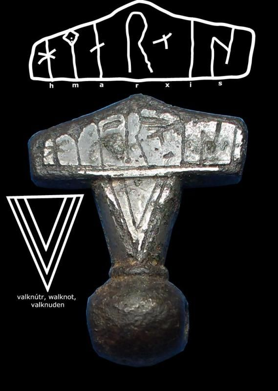 Kobelev Mjolnir The Only Hammer Amulet To Be Found With