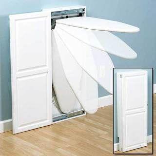 Wall Mounted Ironing Board Cabinet | AM Dolce Vita