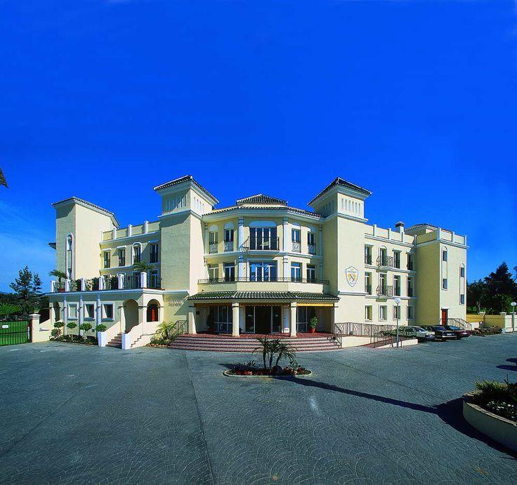 Hotel Tamisa Golf in Mijas Costa (Malaga), Andalusia, Spain