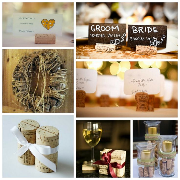 Cork Crafts For Weddings: 23 Best Images About Candy Display Ideas On Pinterest