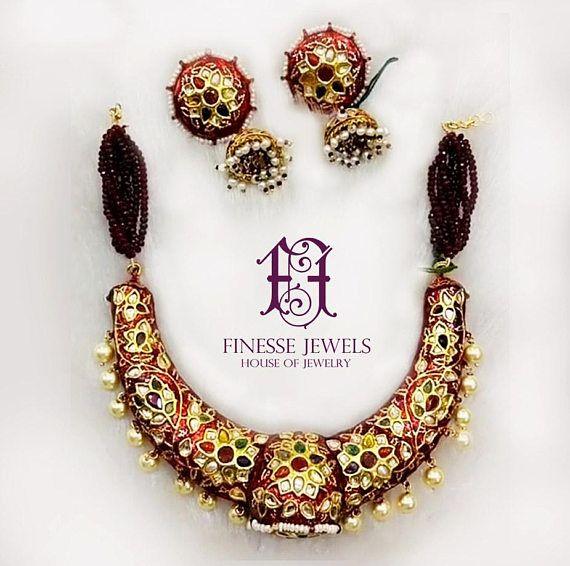 Best 25+ Indian bridal jewelry sets ideas on Pinterest ...