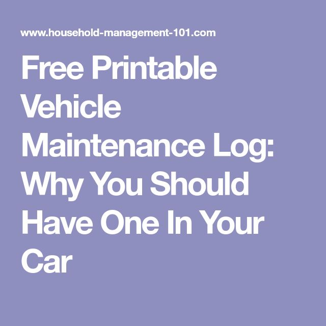 The 25+ best Vehicle maintenance log ideas on Pinterest Auto - repair log template