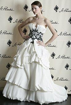 St. Pucchi - Spring 2009 | Wedding Dresses Photos | Brides.com