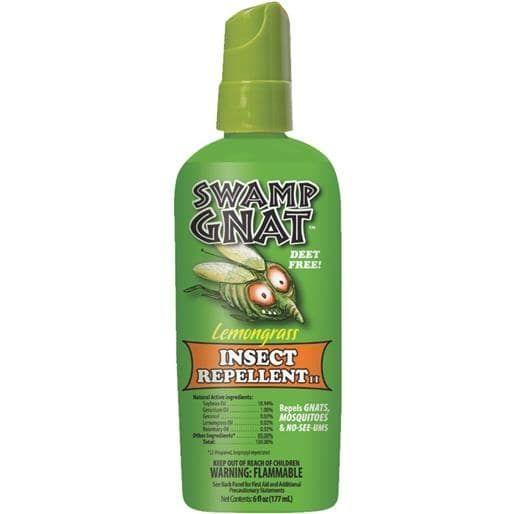 P. F. Harris Mfg. 6Oz Swamp Gnat Repellent Snat-6 Unit: Each, Green grass, Gardening