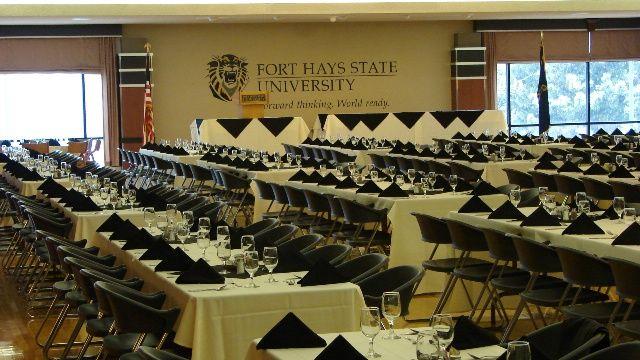 Fort Hays Ballroom -- Hays, KS