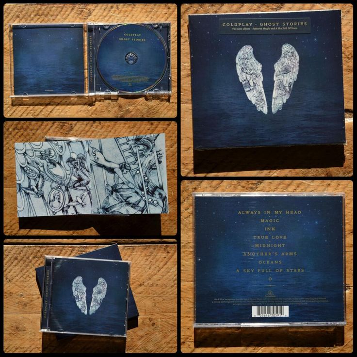cool art work for the new coldplay's album