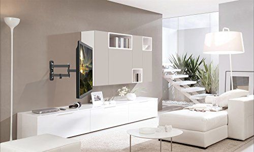 GForce GF-P1124-978 Full Motion Swivel Articulating & Tilt TV Wall Mount Bracket For 23 to 42 inch Televisions