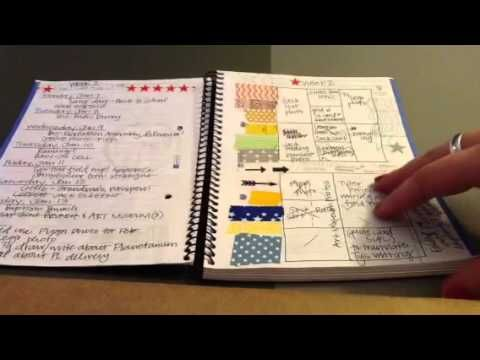 Project Life Planning Notebook