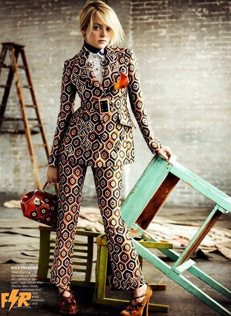 prada women's suits 2012 | Found on coolspotters.com