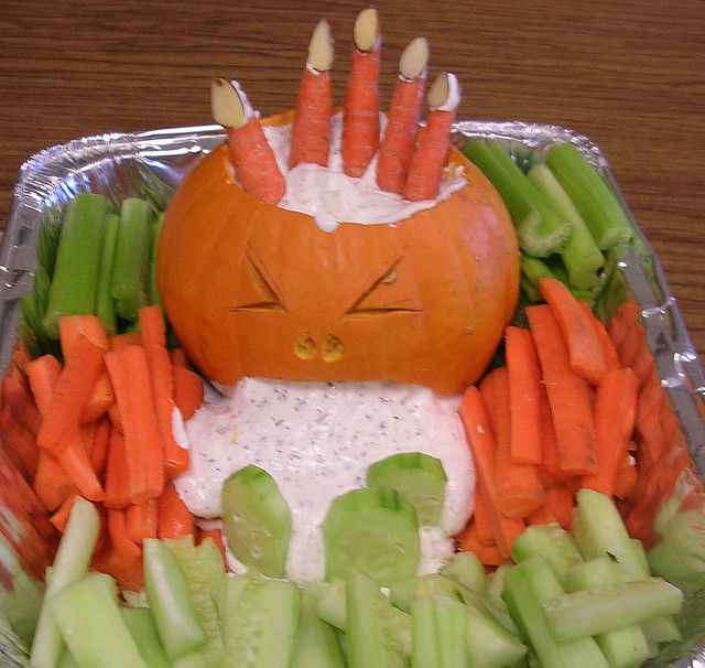 halloween vegetable platter | Recent Photos The Commons Getty Collection Galleries World Map App ...