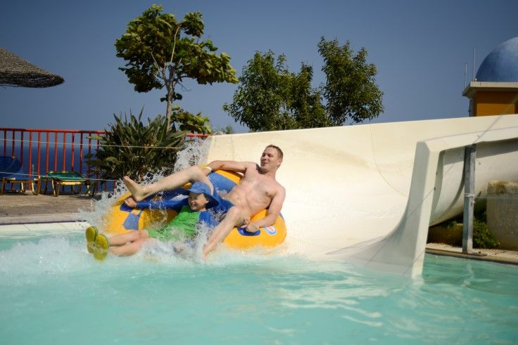 Bring your family to the largest Water Park in Greece for a day of fun and adventure!