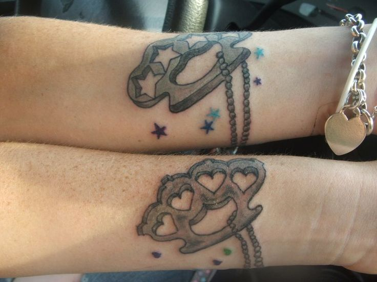 Beautiful Matching Tattoos For Sisters Ideas On Pinterest - 20 beautiful matching tattoo designs that symbolise a couples loving bond