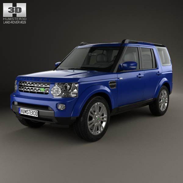 47 Best Land Rover 3D Models Images On Pinterest