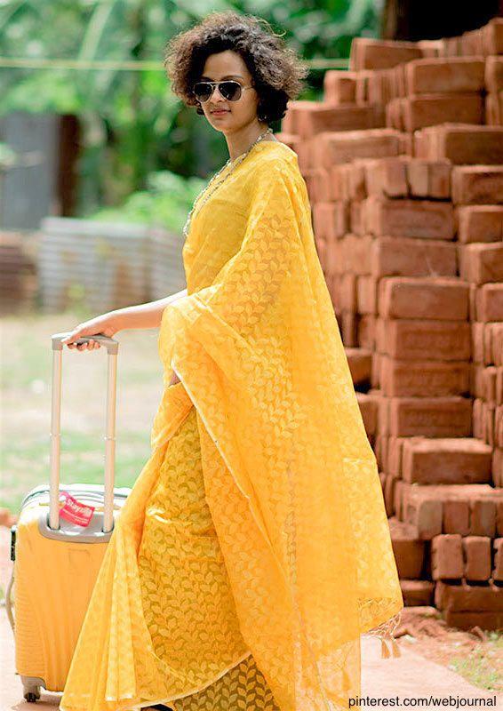 Cotton Saree by Suta