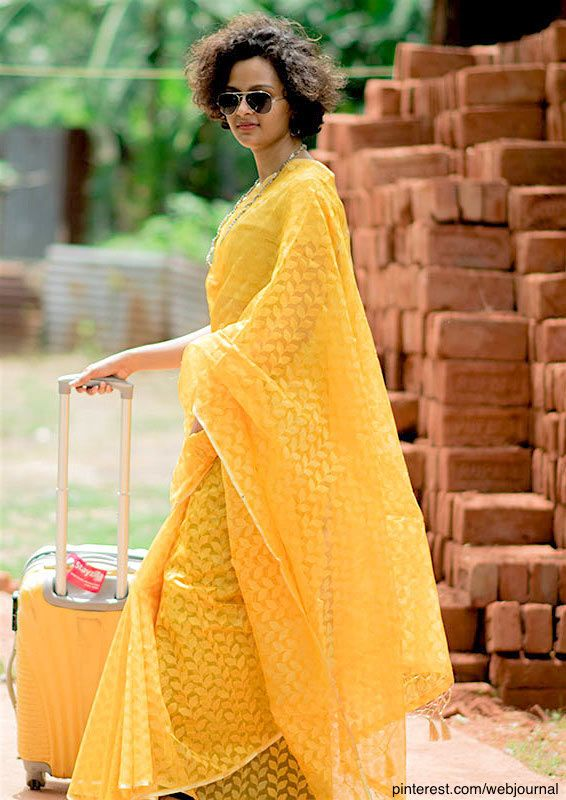 Cotton Saree by Suta
