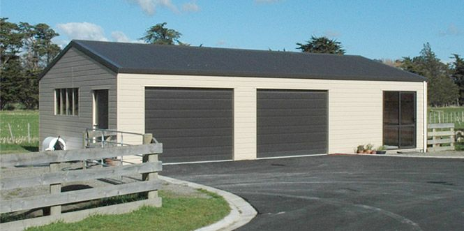 Quin Buildings :: Kitset homes, kitset garages, sleepouts and sheds NZ