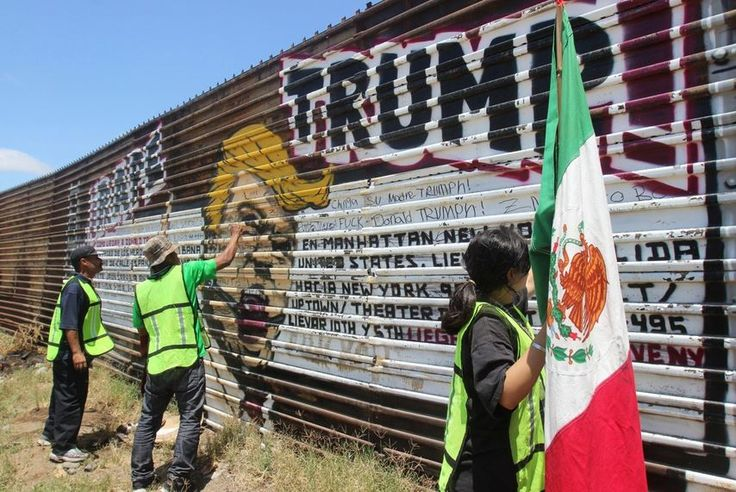 "... Border Patrol agent and union representative here. "" The political"