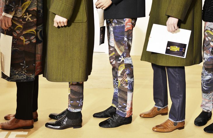 #shoes #prints #streetstyle #modernmen #runway