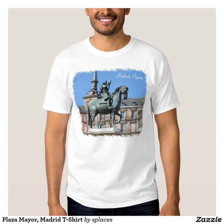 Plaza Mayor, Madrid T-Shirt