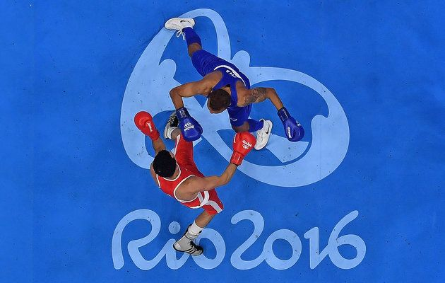 Best Photos From The Rio Olympics