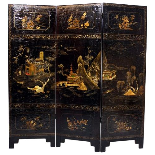 Mother Of Pearl Inlay Wooden Mini Folding Screen Asian: 40 Best Images About Chinese Lacquer On Pinterest