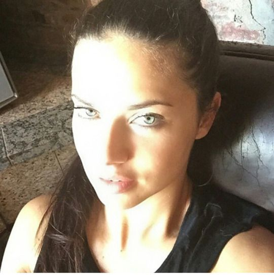 adriana lima without makeup - Google Search